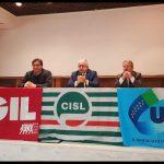 CGIL,CISL e UIL: Vicini ai lavoratori dei comparti più colpiti dal coronavirus.