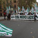 CISL MEDICI LAZIO: Inviato atto di diffida alla Regione Lazio