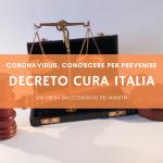 """Coronavirus, decreto """"cura Italia"""" approvato"""
