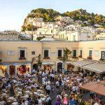 Capri: mascherine obbligatorie anche all'aperto