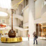 La Lindt apre a Zurigo il più grande museo del cioccolato di tutta la Svizzera
