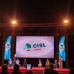 """""""Agire in rete per sconfiggere l'illegalità"""": grande successo della serata della CISL in piazza Berl..."""