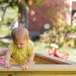 Lo sviluppo motorio del bambino.