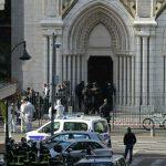 Nizza, attentato a Notre-Dame: 3 morti, l'assassino urlava Allah Akbar