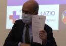 ZINGARETTI FIRMA L'ORDINANZA, COPRIFUOCO NEL LAZIO