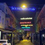 Primo sabato di coprifuoco a Latina: atmosfera da lockdown dopo la mezzanotte