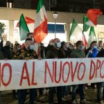 Covid: no alle chiusure, diverse le proteste in Italia