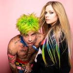 Avril Lavigne: la regina del pop-punk torna con 'Flames' il featuring con Mod Sun