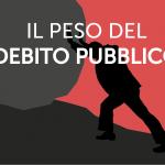 Italia, quanto pesa il nostro debito sulle finanze pubbliche?