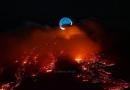 Etna, parossismi di febbraio 2021.
