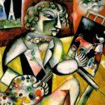 Marc Chagall. Autoritratto con sette dita