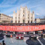 Bauli in Piazza: il 17/4 a Roma la seconda manifestazione nazionale del settore dello spettacolo e d...