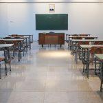 La divisione dell'aula e gli ambienti di apprendimento.