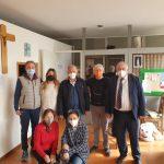Latina, la Cisl dona generi alimentari al presidio Caritas cittadino