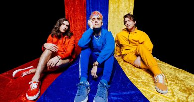 """WATERPARKS: IL VIDEO DEL NUOVO SINGOLO """"YOU'D BE PARANOID TOO"""""""