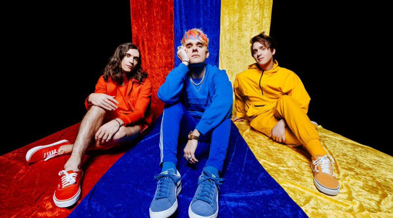 "WATERPARKS: IL VIDEO DEL NUOVO SINGOLO ""YOU'D BE PARANOID TOO"""