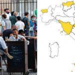 Covid-19: da oggi Latina e il Lazio sono in zona bianca