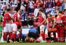 Euro2020: Eriksen cade a terra privo di sensi