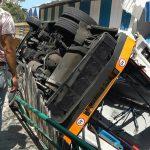 Incidente a Capri, bus di linea precipita a Marina Grande: morto l'autista, un bambino tra i quattro...
