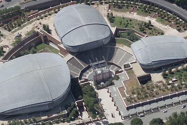 Renzo Piano e L'Auditorium Parco della Musica