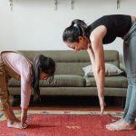 Circuito di allenamento casalingo