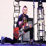 Mark Hoppus dei Blink-182 annuncia: «Sono guarito dal cancro»